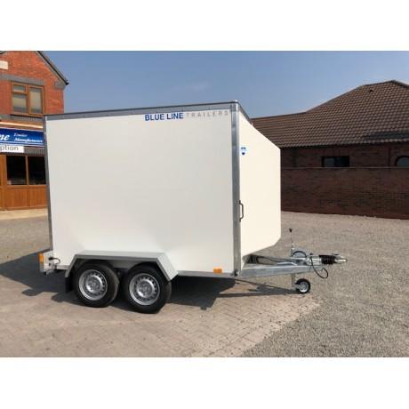 8'x5'x6' Tandem Axle Box Van Trailer Roller Shutter