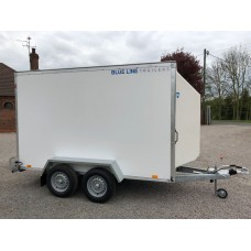 10'x5'x6' Tandem Axle Box Van Trailer Roller Shutter