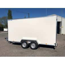 14'x6'x6'6 Tandem Axle Box Van Trailer Roller Shutter