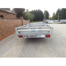 "14' x 6' 6"" Platform Trailer with Drop Sides"