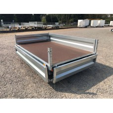 8'x5' Drop Side Platform Trailer