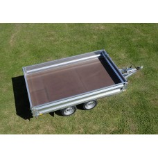 10' x 6'  Platform Trailer with Drop Sides