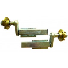 750Kg Suspension Units (Extended Pins)