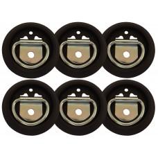 Floor Lashing Rings Light Duty X 6