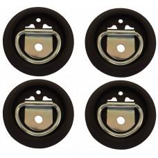 Floor Lashing Rings Light Duty X 4