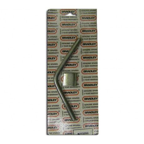 Bradley Locking Pad and Handle Kit 3350