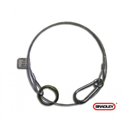 Bradley Kit 130 Breakaway Cable