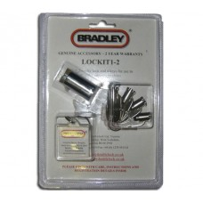 Bradley Doublelock Lockit 1-2 Barrel Lock