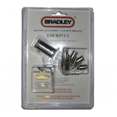 Bradley Doublelock Lockit 1-2 Barrel Lock