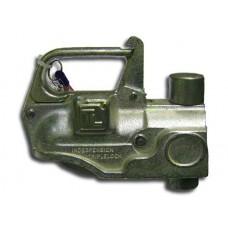 Coupling head (ISCP090) Lockable Triplelock