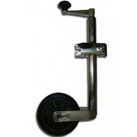 Light duty telescopic Jockey Wheel 34mm