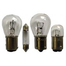Electrical 12 volt light bulb