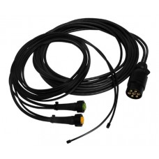 Aspoeck 7 pin wiring loom to suit GP Trailers up to 10'long