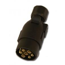 7 Pin Trailer Plug Socket
