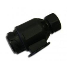 12V 13 Pin plastic plug used on caravan and trailers