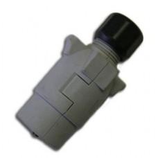 7 Pin Plug (S Type) Grey