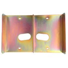 Steel mounting bracket to suit  rear lamp Blue Line Box Van 2012 onwards